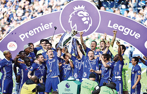 Premier League 2017-18 fixtures: Chelsea host Burnley on opening day