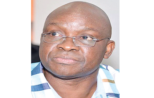 Ekiti Governorship poll: Buhari, EFCC go after Fayose