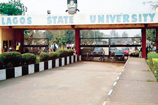 Why LASU instituted award  in honour of Tinubu, by VC
