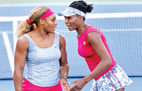 Williams sisters' act gingers parents to invest in sports