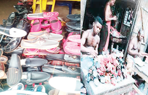 CHINESE SHOEMAKERS WILL DRIVE US OUT OF BUSINESS –ABA TRADERS