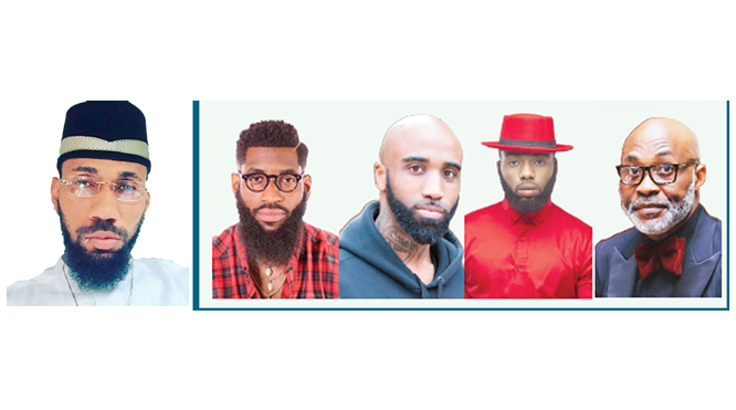 Stay trendy with beards