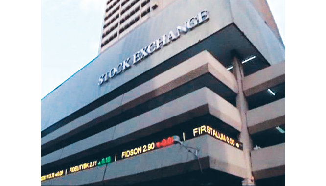 Profit takings shave off N36bn from NSE