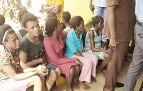 Human trafficking: Edo records 3,000 deaths