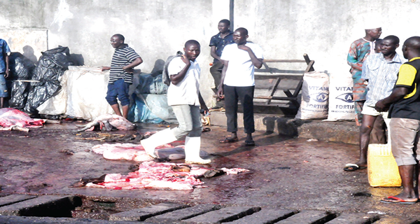 Commissioner assures residents of safe, clean Lagos abattoirs