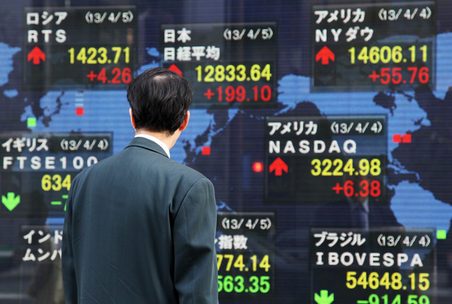 Asian market hit by biggest foreign investor exodus since 2008