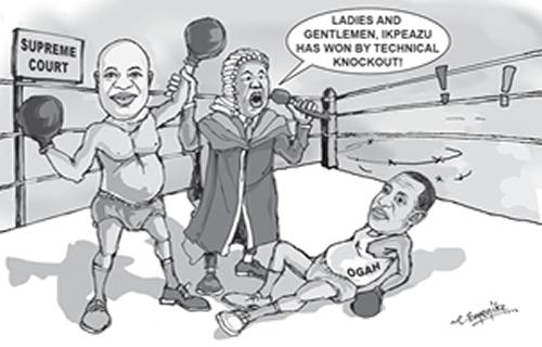 Nigeria needs presidential actions