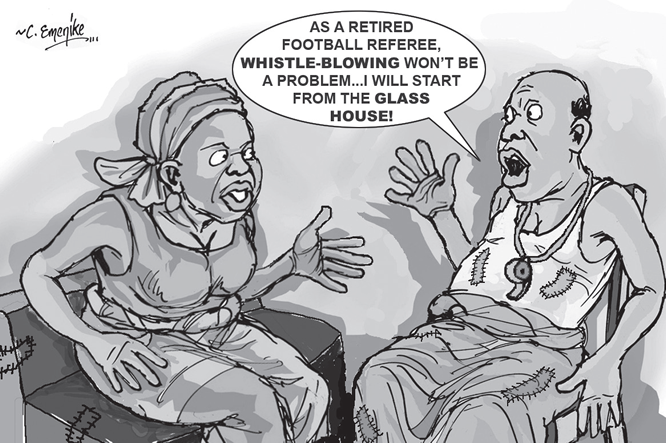 Let Nigerians know about Buhari's health