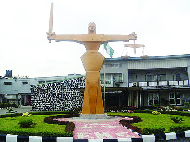 38, 336 court cases filed in Kaduna State in 2018 – CJ