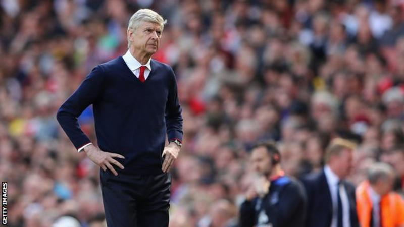 Manchester City not invincible, Wenger insists