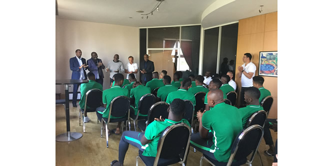 FIFA rankings: Nigeria retains 47th position