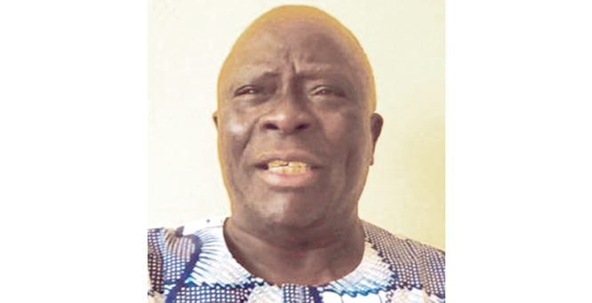 Adebanjo to Nigerians: Vote out APC in 2019