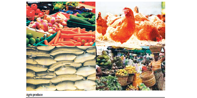 It's mixed performance for agric