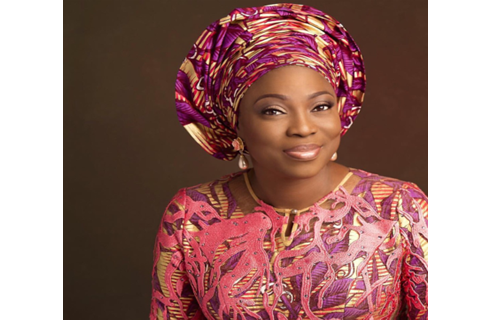 Ambode's wife pledges N500,000 monthly allowances for quintuplets' upkeep