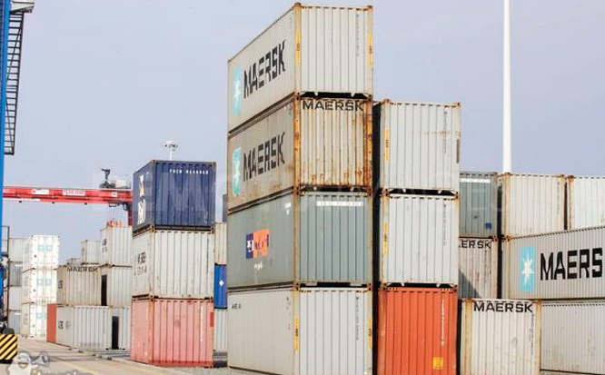 Impending congestion at port worry operator
