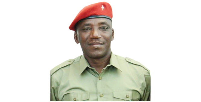 NSF: Dalung, fct minister, unveil logo and mascot