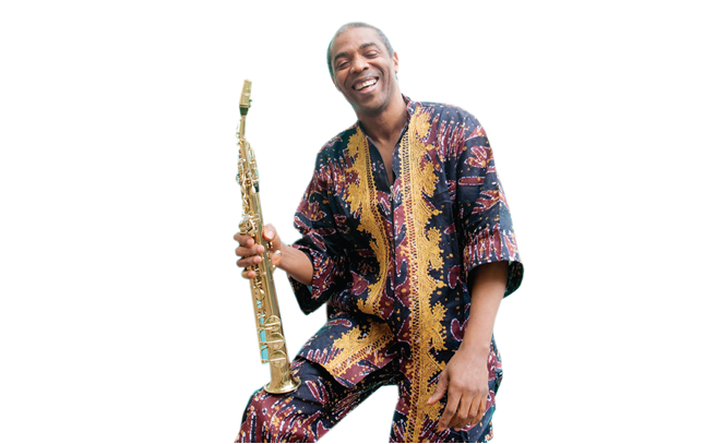Femi Kuti officially adds son, Made, to his band