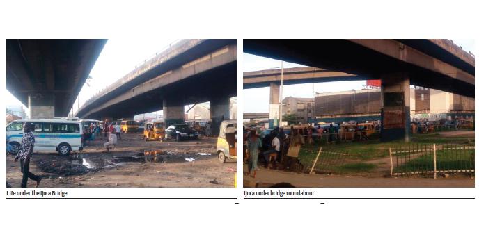Ijora Bridge in disrepair