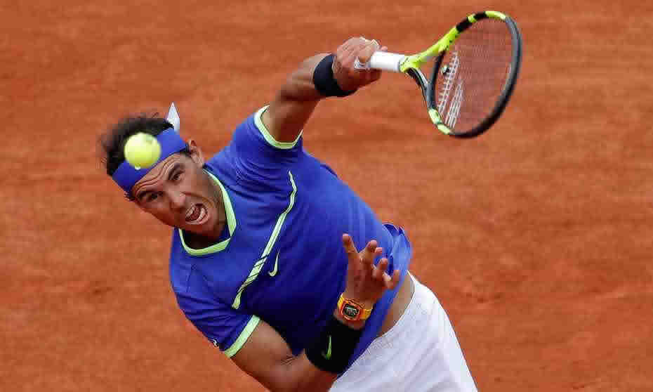 Federer lauds Nadal's French Open feat