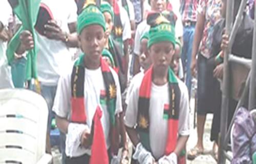 Biafran children: Dead, but not forgotten