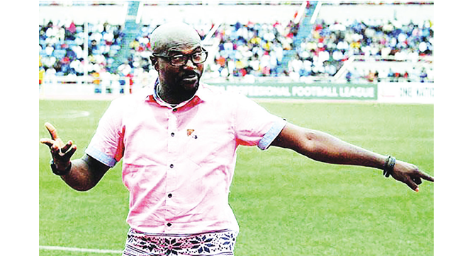 CHAN qualifier: Cash stops Imama from spying on Togo, Benin