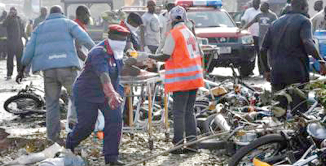 Nyanya blasts: Victims' agonies live on
