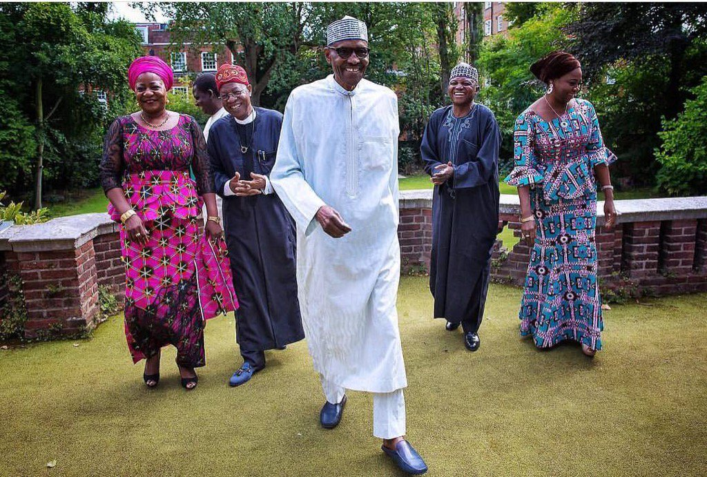 BBC mocks Buhari over London treatment