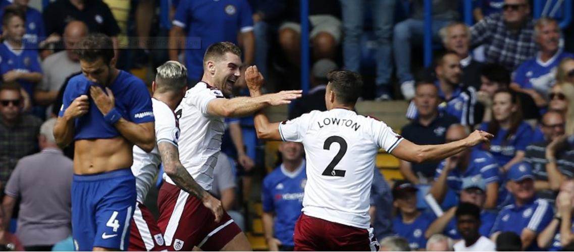 BREAKING: Burnley trash Chelsea 2-3 at Stamford Bridge