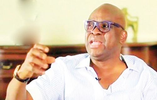 I have no reason to escape from Nigeria – Fayose