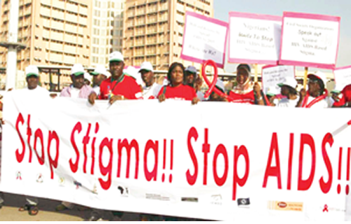 HIV/AIDS EXPLOSION: Stigma, our biggest challenge –Patients