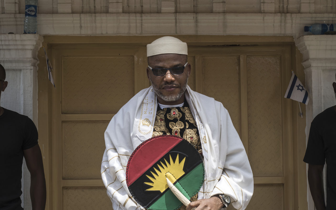BREAKING: Court Fixes Date To Rule On IPOB's Application Against Ban