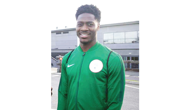 Aina handles debut pressure well – Rohr