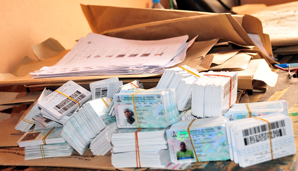 2019: INEC partners NCC to send sms to owners of uncollected PVCs