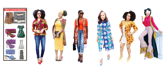 Switch up your style with Ankara jacket