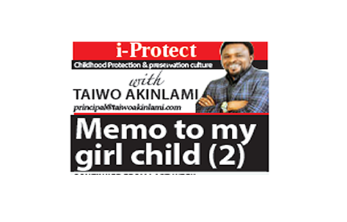 Memo to my girl child (2)