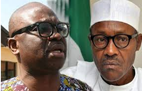 Buhari orders EFCC to detain Fayose indefinitely – PDP