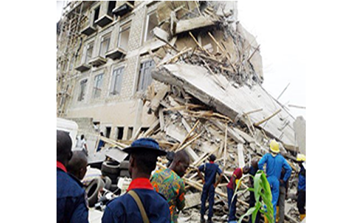 Building collapse: Lagos commences audit of structures