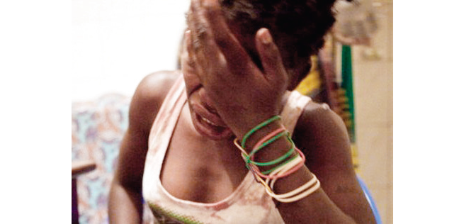 We slept with 15 men on a daily basis…rape victims