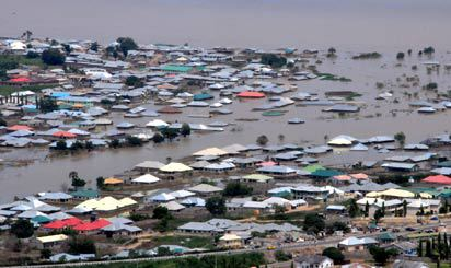 Flood destroys 1,000 buildings, crops in Edo