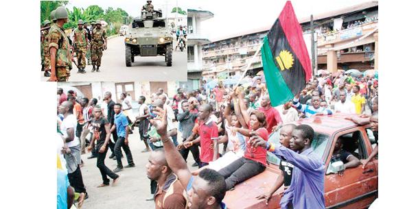 Buhari's visit: Police warn IPOB against disruptive acts