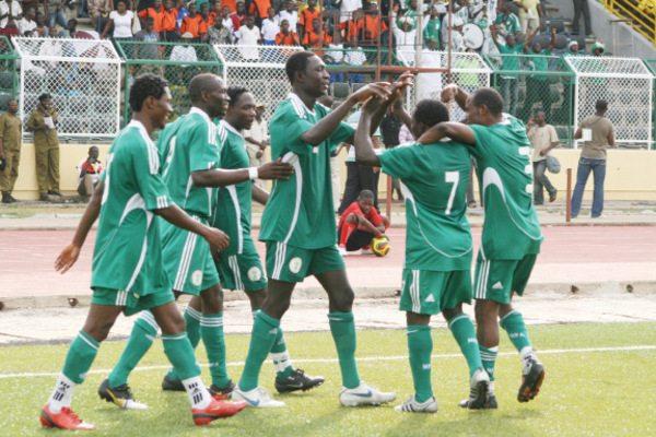Nigeria'll beat Morocco, Dosu insists