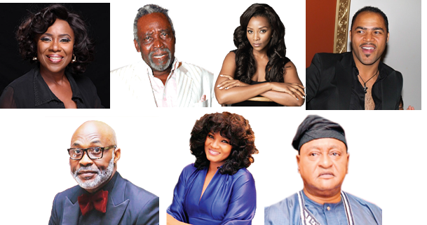 Successful timeless Nollywood stars