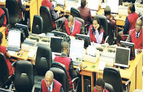 Stock market halts two-day losing streak
