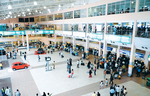 Leveraging private sector to improve aviation