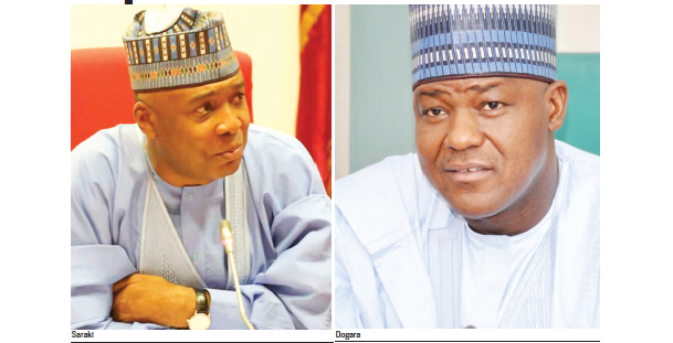 National Assembly crisis: Dogara says no rift with Saraki