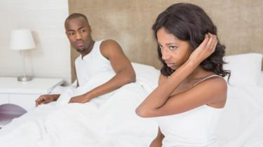 Women 'more likely to be turned off sex'