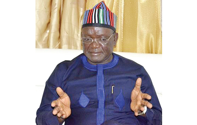 Ortom to Senate: IGP has taken side in Benue killings