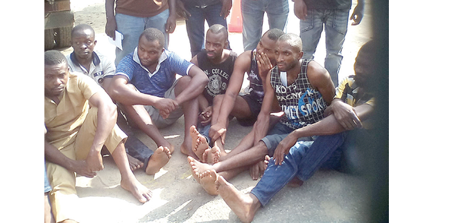 Soldiers, others held for N100m solar panel theft
