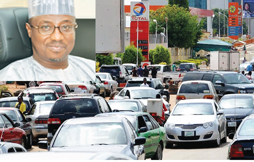As Yuletide's fuel scarcity vanishes…