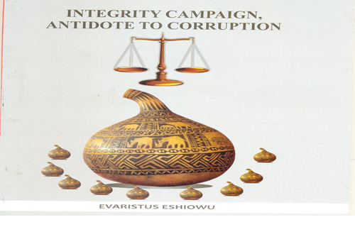 Integrity campaign as panacea for corruption